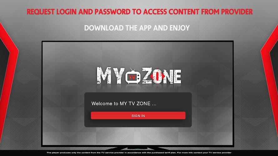 Download MyTV Zone APK latest version app by SotalCloud Inc