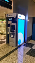 Photo: A pleasant encounter tells us that a certain majority of Indian immigrants in the country; the State Bank of India ATM at Changi International Airport, Singapore. Shared by my husband on the 11th June. 12th June updated (日本語はこちら) -http://jp.asksiddhi.in/daily_detail.php?id=571