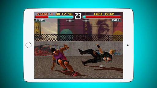 Guide Tekken 3 for PC