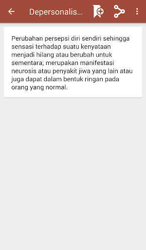 Screenshot 2 Kamus Farmasi