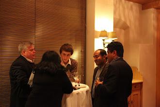 Photo: Roma Balwani, Kevin Donnellan, Rohit Bhargava, Sunil Gate, Denys Shpotia