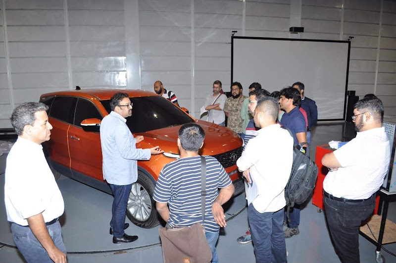 Crash Course In Automotive Designing At Tata Design Studio Motor World India