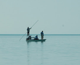 Photo: Mad River Outfitters Bonefish trips to the Andros Island Bonefish Club