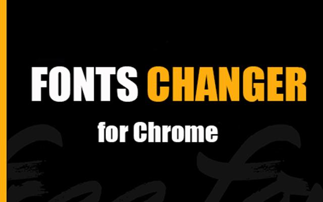 Fonts Changer