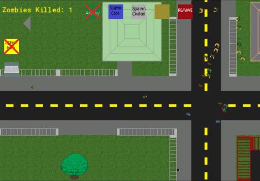 Zombie Apocalypse Simulator (Demo Version)  captures d'u00e9cran 2