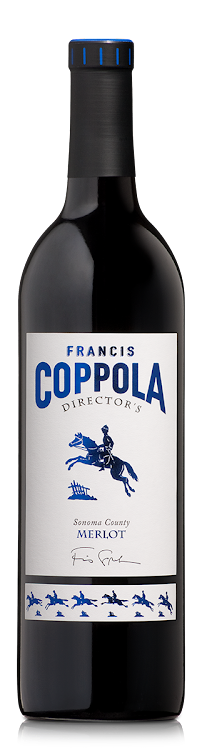 Logo for Francis Ford Coppola Director's Series Merlot