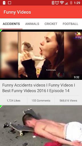 Funny Youtube Videos 1.0 screenshots 7