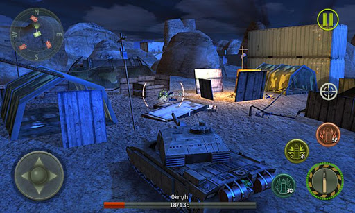 Tank Strike 3D - War Machines  screenshots EasyGameCheats.pro 5