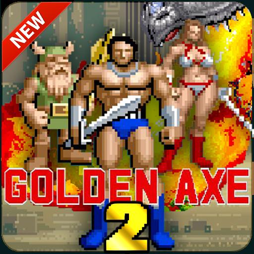 New Golden axe 2 Clue