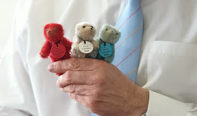 Much-loved set of World War One Farnell 'Soldier' Bears