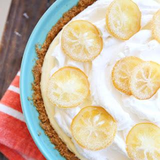 Easy Lemon Cream Pie.