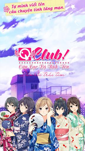 Cu00e2u lu1ea1c bu1ed9 Tu00ecnh Yu00eau Otome Game 1.1.0 4