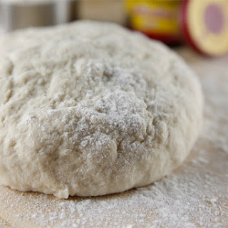 Homemade Pizza Dough.