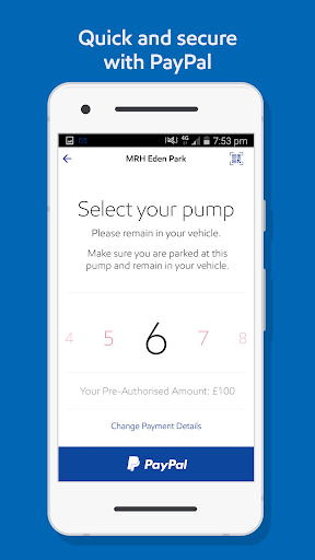 Esso: Pay for fuel & get points 0.7.7 screenshots 2