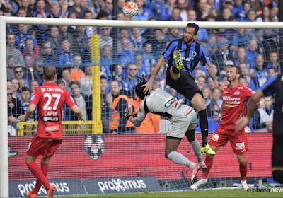 Officieel: Club Brugge laat Leandro Pereira vertrekken