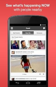 Moco - Chat, Meet People screenshot 2