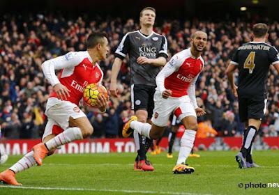 Arsenal renverse Leicester dans les dernières minutes !