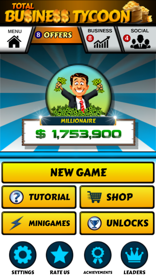 Total business tycoon android apps on google play for Business tycoon