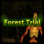 Forest Trial Horrorgame APK icon