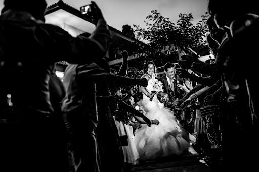 Wedding photographer Alberto Sagrado (sagrado). Photo of 04.11.2015