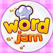 Word Jam: A word search and word guess brain game