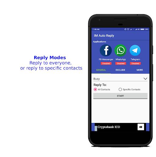 IM Auto Reply screenshots 4