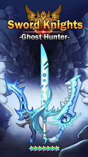 Sword Knights+ : Ghost Hunter (idle rpg) Screenshot