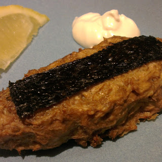 Vegan Sardines.