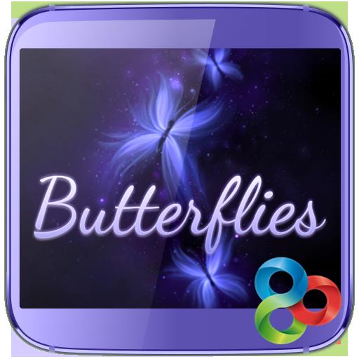 Butterflies GO Launcher