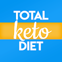 Total Keto Diet: Low Carb Recipes & Keto Meal Plan icon