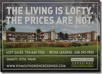 plymouth green crossings ann arbor condos NE Ann arbor