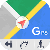 GPS Navigation: GPS Route, Live Maps & Street View