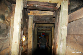 Photo: The mine closed in 1918. It re-opened in 1954 as a tourist attraction, longer and more successful than the gold mining itself.