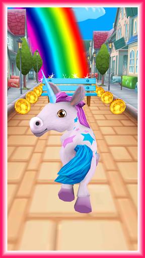 Unicorn Runner 3D - Horse Run 1.3.0 screenshots 4