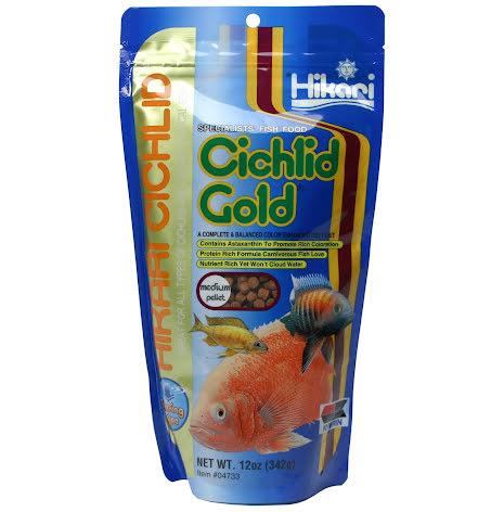 Cichlid Gold Sinking M pellets 342g