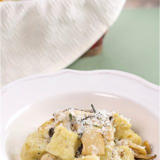 Vegetarian Baked Gnocchi Recipes