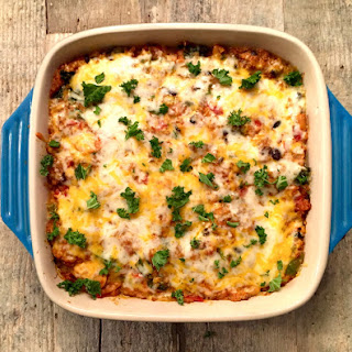 Healthy Chicken Spinach Casserole Recipes