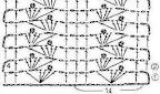 image004 Tığ ile yapılan örgü teknikleri