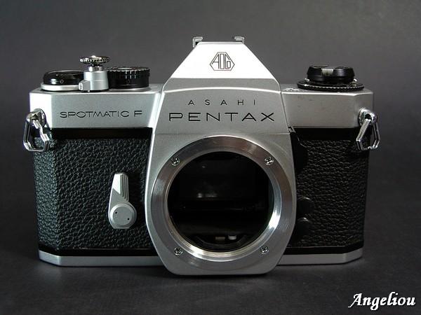 我的 PENTAX SP-F 說明書
