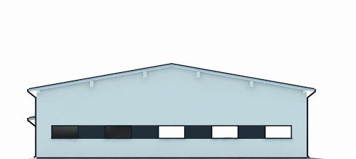G251 - Elewacja lewa