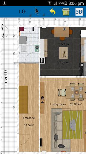 Renovations 3D 2.25 screenshots 2