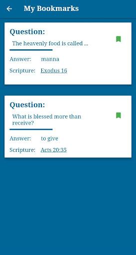 The Bible Quiz  screenshots 6