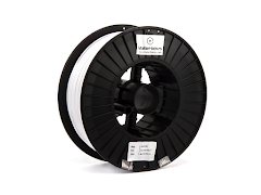 White MH Build Series PETG Filament - 2.85mm (2.5kg)
