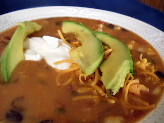 D'chickin Tortilla Soup Recipe