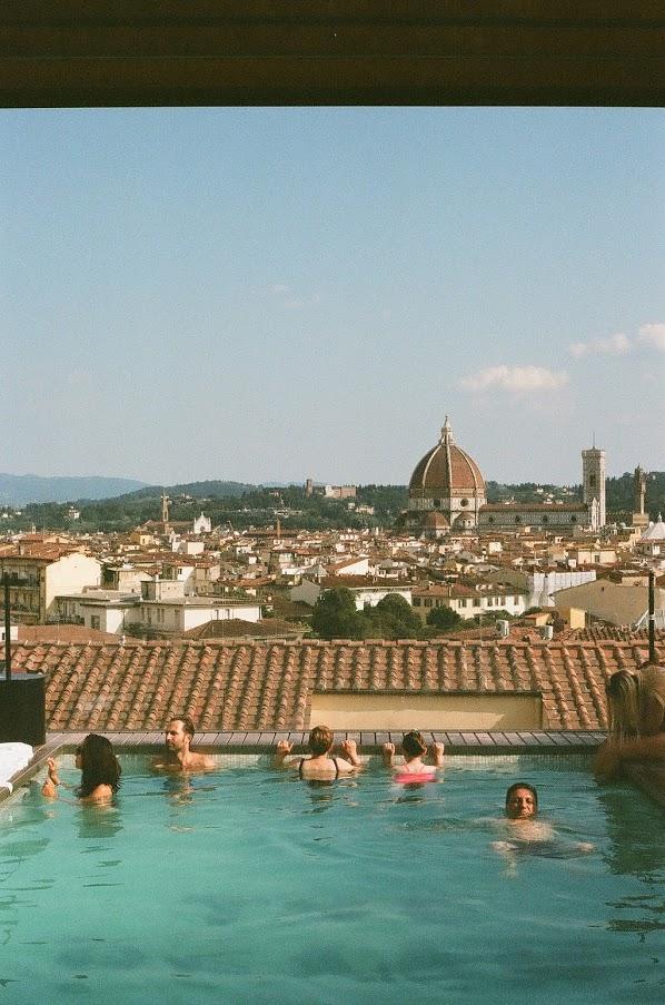 skyline of Florence