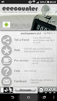 Screenshot of eeeCounter