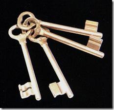 llavero llave
