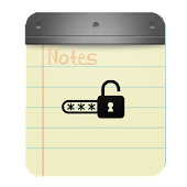 Password Notes Notepad