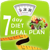 7 Day Diet Meal Plan 🍏 and Recipes