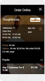 Doughlicious - náhled